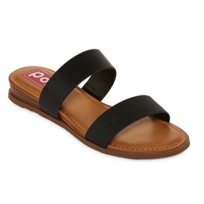 Pop Abree Womens Slide Sandals
