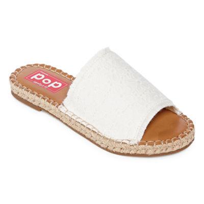 Pop Indo Womens Slide Sandals