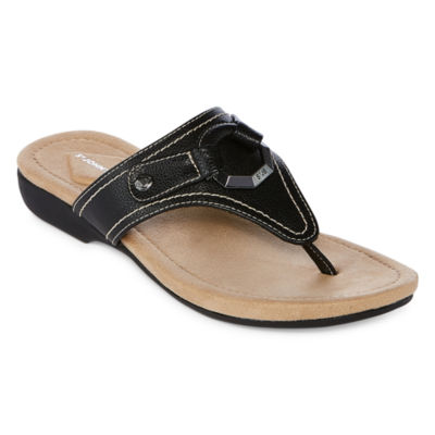 St. John's Bay Zion Womens Strap Sandals