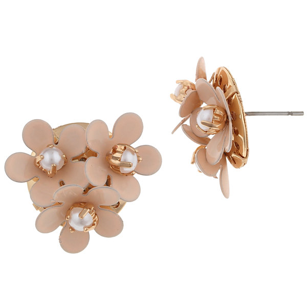 Decree Stud Earrings