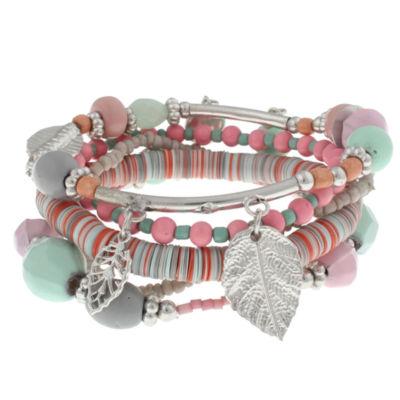 Decree Womens 5-pc. Bracelet Set