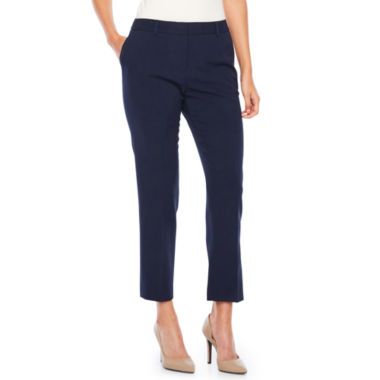 Chelsea Rose Straight Fit Trousers