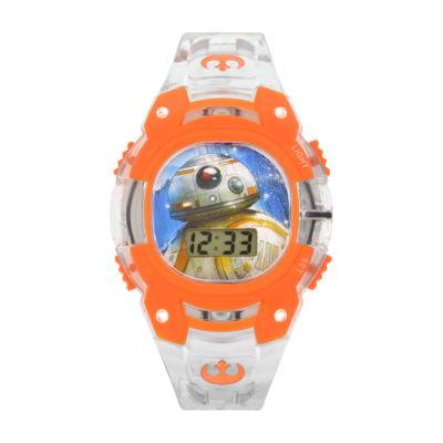 Star Wars Boys Strap Watch-Swj4036jc