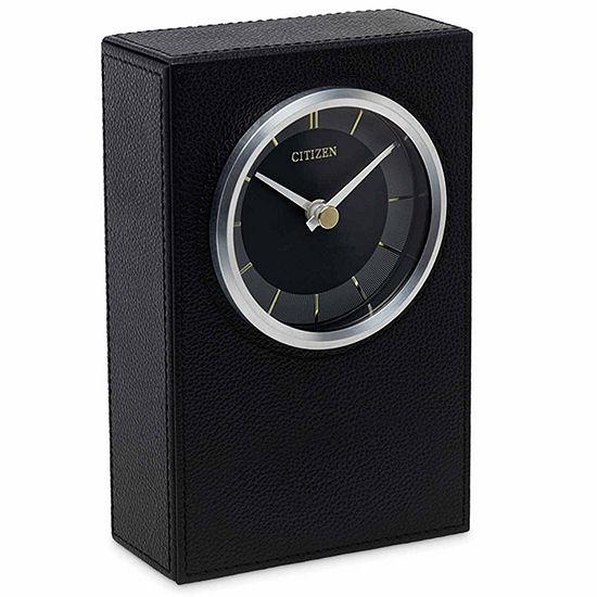 Citizen Black Wall Clock-Cc1014