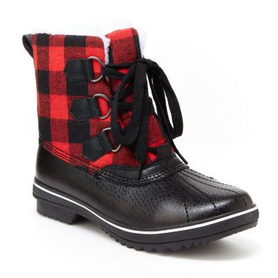 J Sport By Jambu Brenda Womens Water Resistant Winter Boots