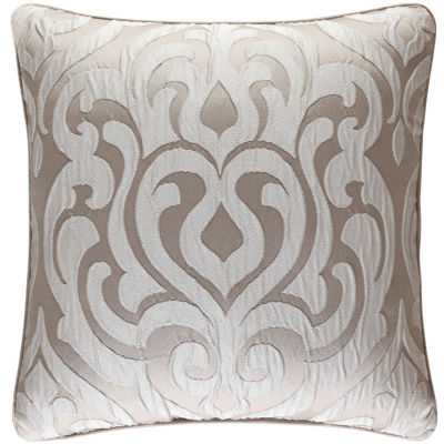 J. Queen New York™  Antonia Square Throw Pillow