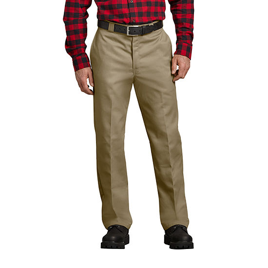Dickies® Relaxed Fit Flannel Lined Work Pants