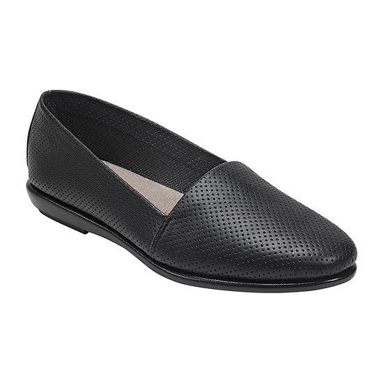 Aerosoles Womens Ms Softee Round Toe Loafers