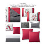 JCPenney Home Aliya 10-pc. Comforter Set
