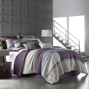 Jcpenney Home Bozeman 7 Pc Comforter Set, Jcpenney Bed Sheets Queen