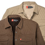 American Outdoorsman Sherpa Lined Twill Midweight Shirt Jacket