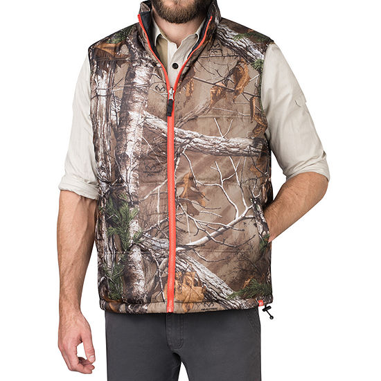 American Outdoorsman Realtree Camo Reversible Puffer Vest