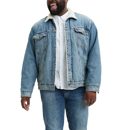 Levi's Midweight Denim Jacket Big and Tall