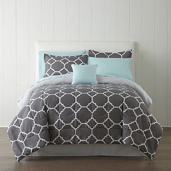 Complete Bedding Set With Sheets Jcpenney