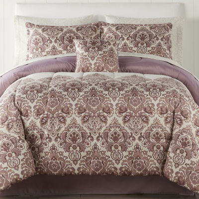 Home Expressions Hayden Complete Bedding Set with Sheets
