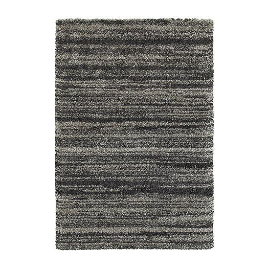 Covington Home Heath Stripes Rectangular Indoor Rugs