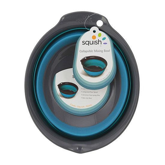 Squish 1.5 Qt. Collapsible Mixing Bowl Prep Bowl