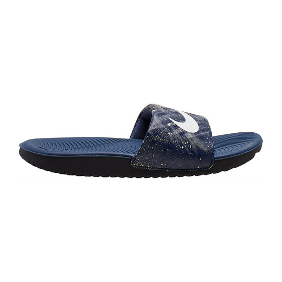 Nike Little Kid/Big Kid Unisex Kawa Slide Se Glow Slide Sandals