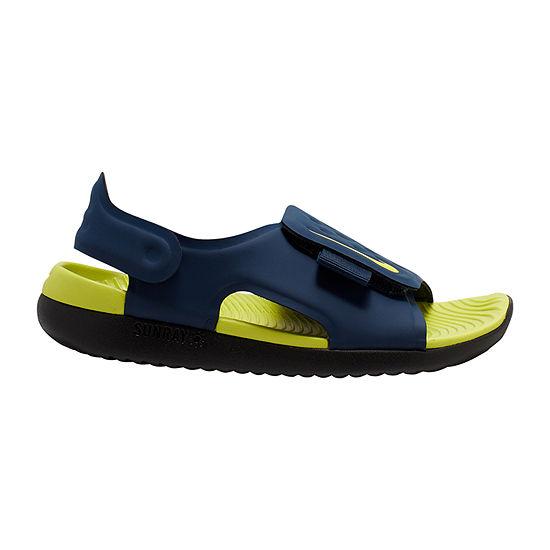 Nike Little Kid/Big Kid Unisex Sunray Adjust 5 Strap Sandals