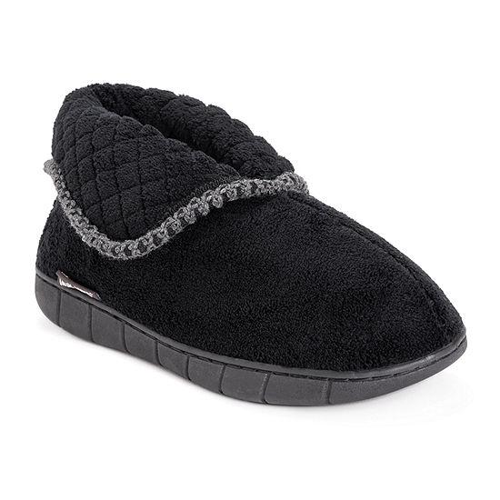 Muk Luks Porchia Womens Bootie Slippers