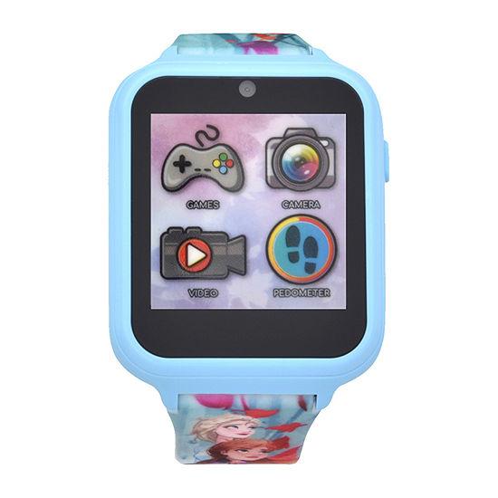 Disney Frozen Girls Multicolor Smart Watch-Fzn4587jc