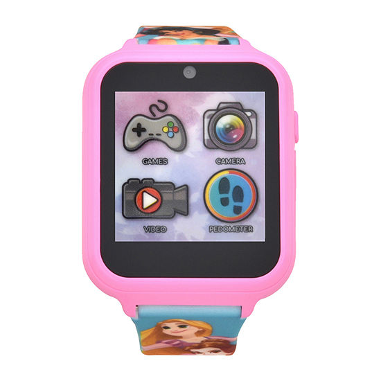 Disney Princess Girls Multicolor Smart Watch-Pn4258jc