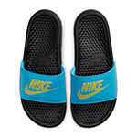 Nike Womens Benassi JDI Slide Sandals