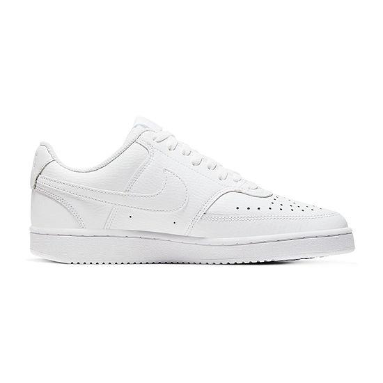 Acumulativo Telégrafo carne de vaca  Nike Court Vision Low Womens Basketball Shoes - JCPenney