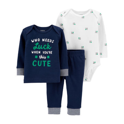 Carter's-Baby Unisex 3-pc. Baby Clothing Set