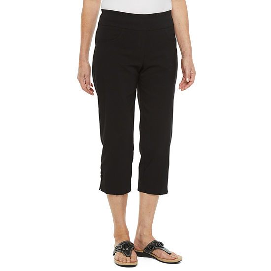 Hearts Of Palm Essentials Cropped Pants