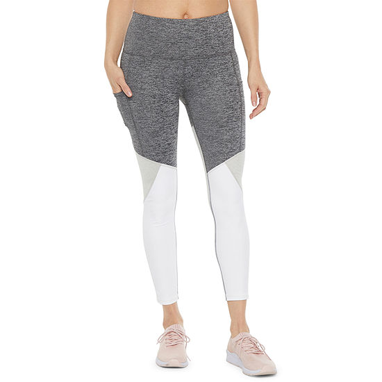 Xersion Womens Mid Rise Full Length Leggings