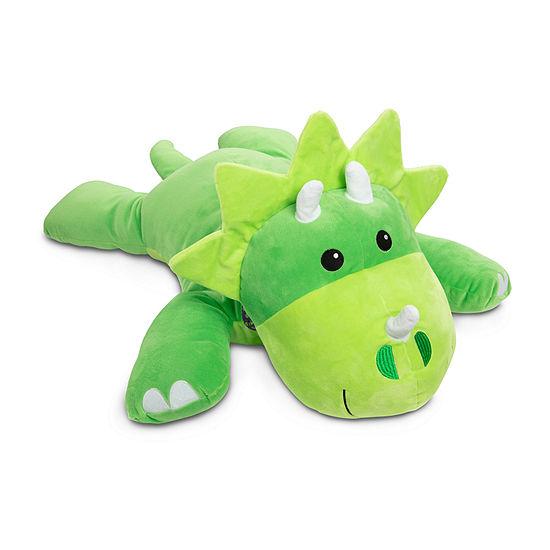 Melissa & Doug Cuddle Dinosaur - Cuddle Plush