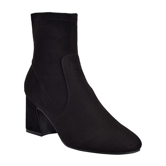 Unisa Womens Hayzo Booties Block Heel