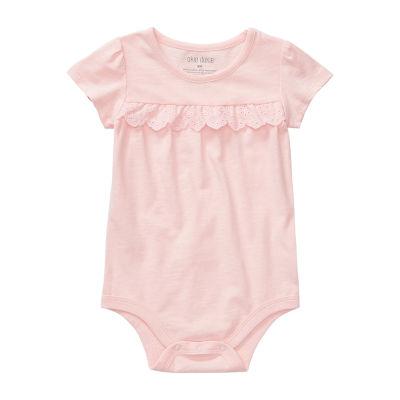 Okie Dokie-Baby Girls Bodysuit
