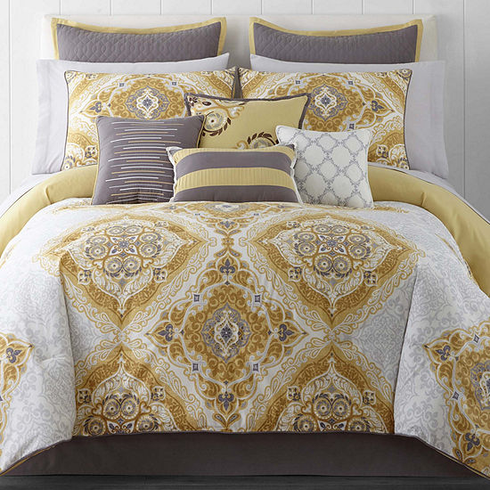 Home Expressions Ariella 14-pc. Comforter Set