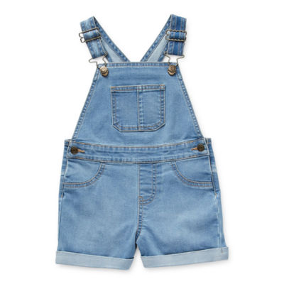 Okie Dokie Toddler Girls Shortalls