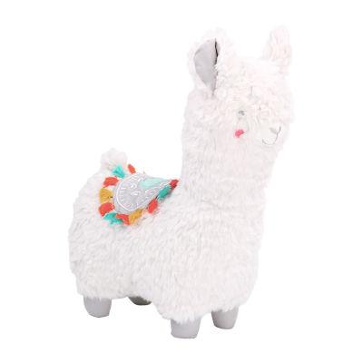 The Peanutshell Little Llama Plush Toy