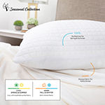 SensorPEDIC All Seasons Reversible Fiberfill Multi-Pack Pillow