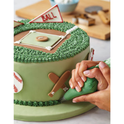 Cake Boss™ Cake Kits Sports Cake Kit