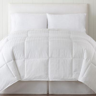 JCPenney Home Medium-Warmth Down-Alternative Comforter