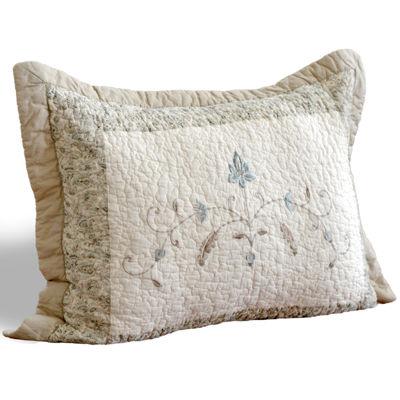 Nostalgia Home Agnes Standard Pillow Sham