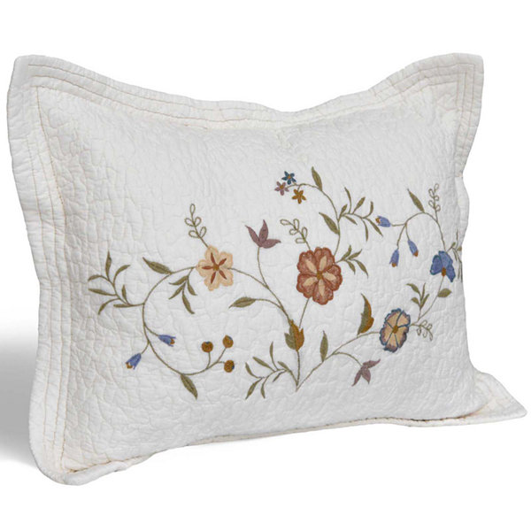 Nostalgia Home Alice Standard Pillow Sham