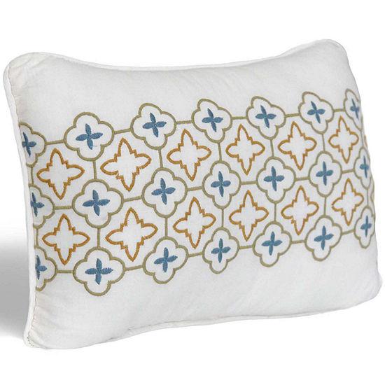 Nostalgia Home Alice Oblong Decorative Pillow