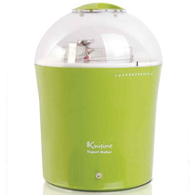 Euro Cuisine® Yogurt and Greek Yogurt Maker with 2-qt. Glass Jar