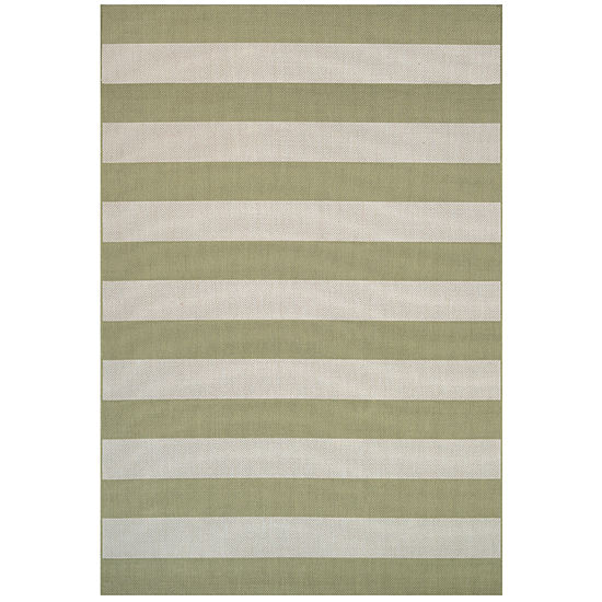 Couristan® Yacht Club Indoor/Outdoor Rectangular Rug