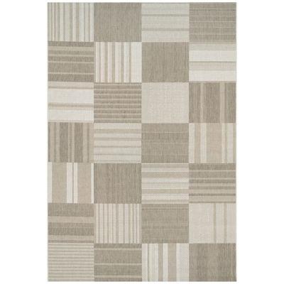 Couristan® Patchwork Indoor/Outdoor Rectangular Rug