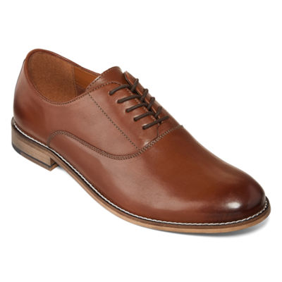 Stafford Mens Gosford Oxford Shoes Round Toe