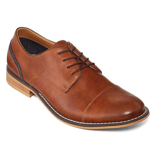 aa7cadc5e380 J.Ferrar Jake Mens Oxford Shoes - JCPenney