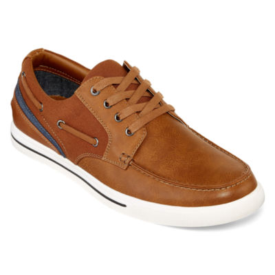 JF J.Ferrar Mens Somerset Boat Shoes