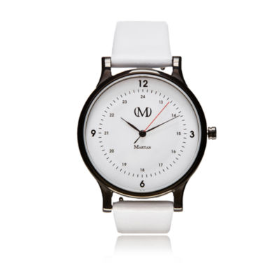Martian Womens mVip SP 01 White Smart Watch-Mps01sp011